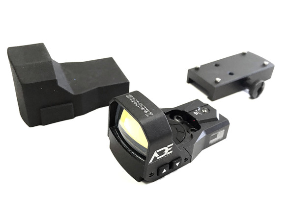 Ade Advanced Optics Zantitium RD3-015 Red Dot Reflex Sight for Ruger LC9,LC380,LC9S Pistol …