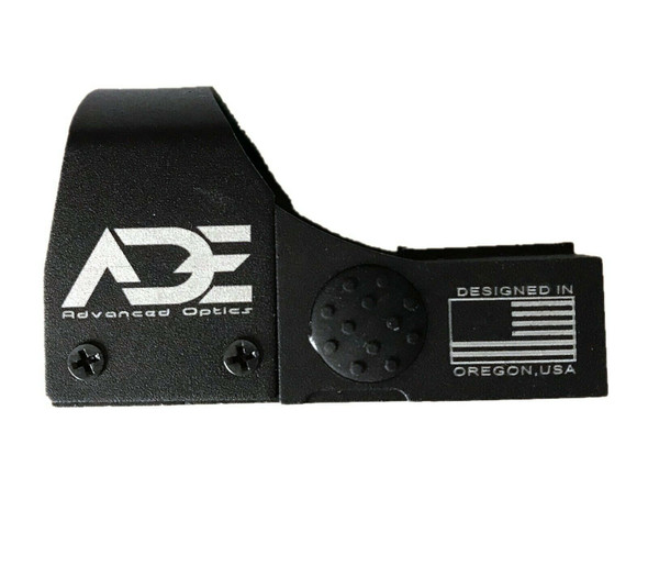 ADE RD3-009 Red Dot Sight for Ruger Mark 1,2,3,4, I,II,III,IV,IV-Lite,22/45 P85 Pistol