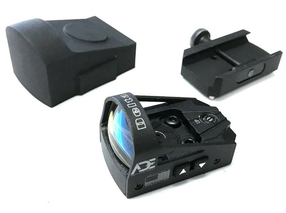 ADE RD3-012 Red Dot Reflex Sight for Ruger Mark 1,2,3,4, I,II,III,IV,IV-Lite,22/45 pistol