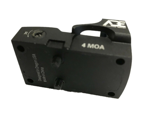 ADE RD3-013 Red Dot Sight for Ruger Mark 1,2,3,4, I,II,III,IV,IV-Lite,22/45 pistol Handgun