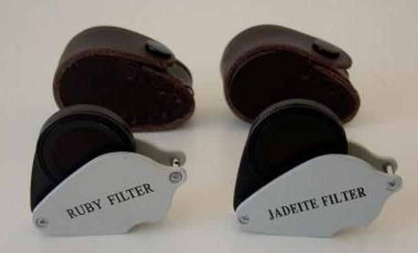 Jadeite/chelsea filter + Ruby filter for gem testing gemstones. 2 items bundle!