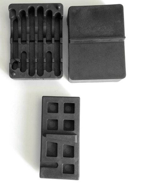 2Combo! Gunsmith Armorer's Tool Kit ar15 5.56 .223 Lower & Upper Receiver Vise Block