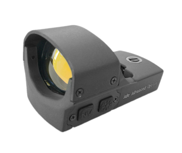 Ade Advanced Optics RD3-011 Avenger Premium Red Dot & NV Night Vision Sight