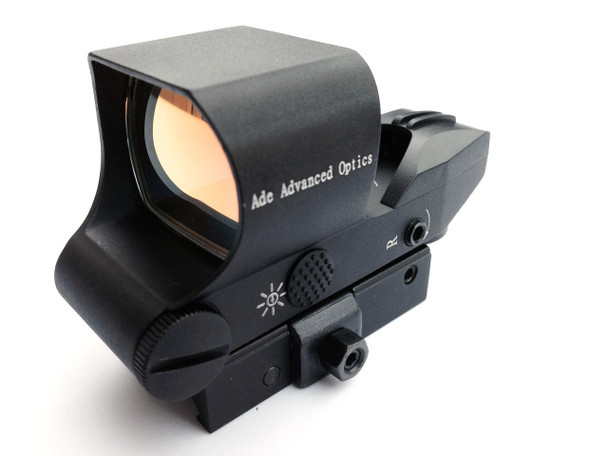 Ade Advanced Optics Red Dot Reflex sight- Reflex sight optic and substitute for holographic red dot sight RD2-007