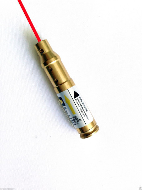 Ade Advanced Optics 223 5.56 Bore Sighter Sight Cartridge Red Laser Boresighter