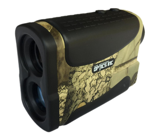 ADE ADVANCED OPTICS GOLF LASER HUNTING RANGE FINDER WITH PINSEEKER 6X BINOCULARS, Camo, CAMOUFLAGE