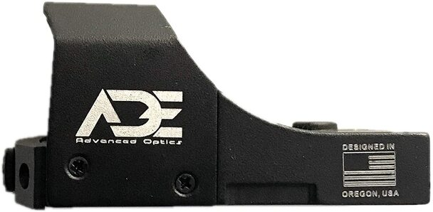 Ade Advanced Optics Huracan RD3-006A Green Dot Micro Mini Reflex Sight For Handgun