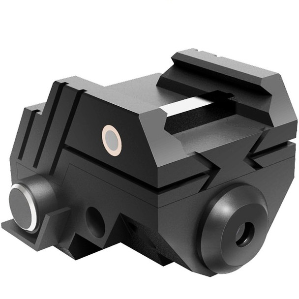 Rechargeable Ultra Compact RED Laser for pistol, rifle, shotgun