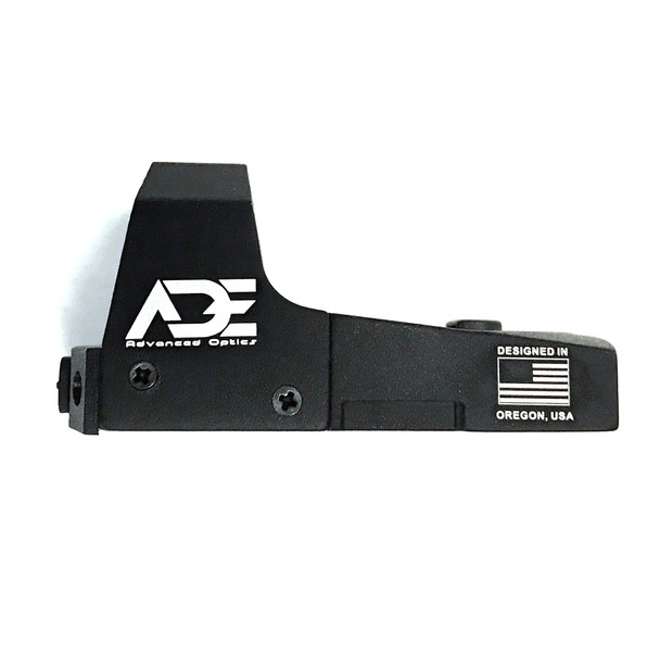 Ade Advanced Optics RD3-006B Python Green Dot Micro Mini Reflex Sight For Handgun