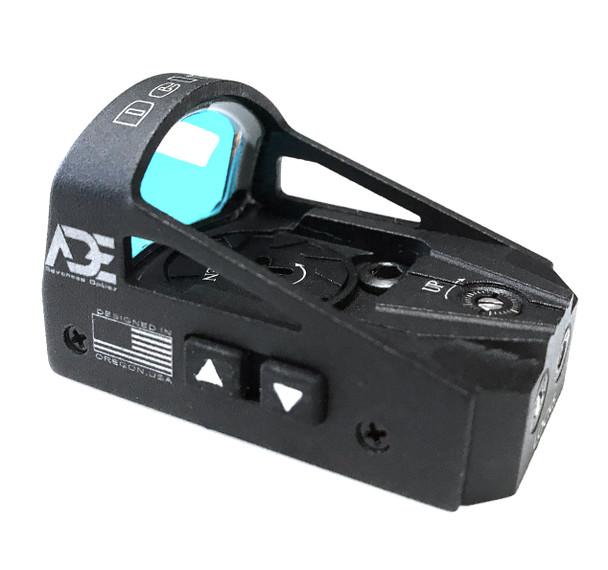 Ade Advanced Optics RD3-012 Delta Red Dot Micro Mini Reflex Sight For Handgun - 6MOA