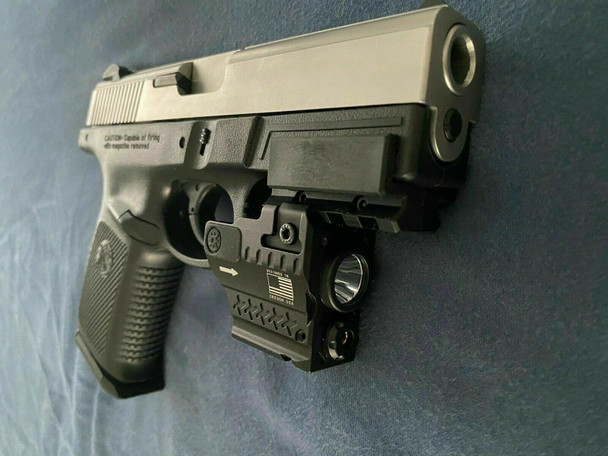 Smith and Wesson SW Sigma SW40VE SW9VE Rail Adapter for attaching laser red dot optic sights