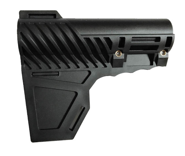 "Lightweight AR15 Pistol Brace  like Shockwave ""NOT Stock"""