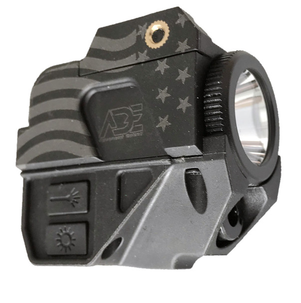 RECHARGEABLE LS007G Super Compact Green LASER+FLASHLIGHT sight Fits All sub-compact pistol Springfield,Smith Wesson SW MP, Ruger, Taurus,Glock,Bersa,Beretta,HK,Taurus,Walther,Springfield,Sig Sauer