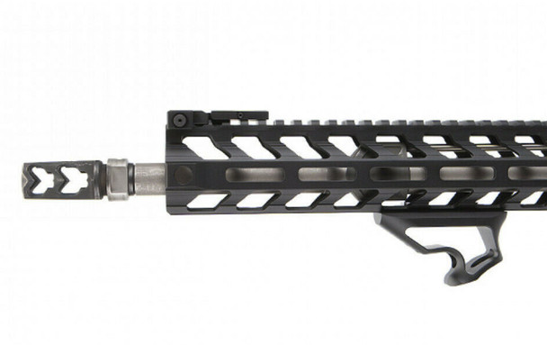 Rabbit Metal Angled Fore Grip MLOK Finger Hand Stop for Foregrip Handguard