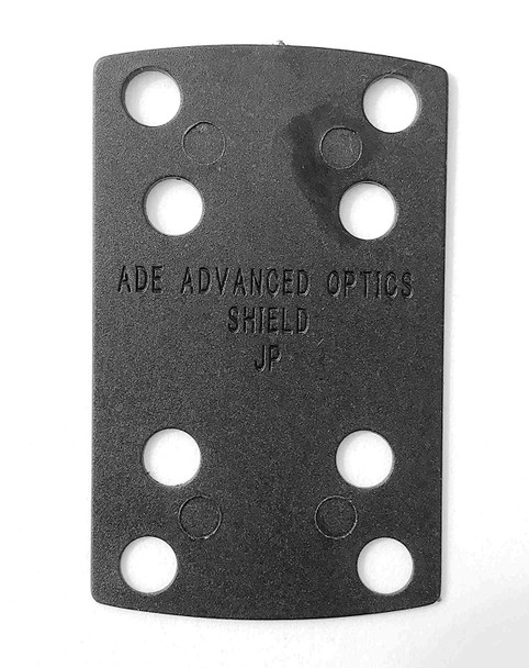 Ade Advanced Optics Delrin Shims  1.0 Degree  for Shield RMS/RMSC/RMSW/SMS, ADE RD3-018 SPIKE, Sig Sauer Romeo Zero, Leupold Delta Point Pro, JP Enterprises JPoint, Swampfox Sentinel  Micro Red dot Sight