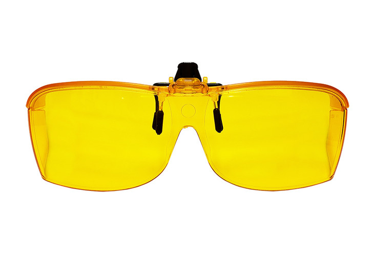 Solar Shield ClipFlip Yellow