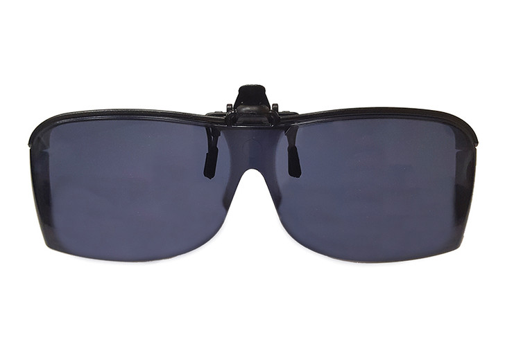 Solar Shield ClipFlip Gray