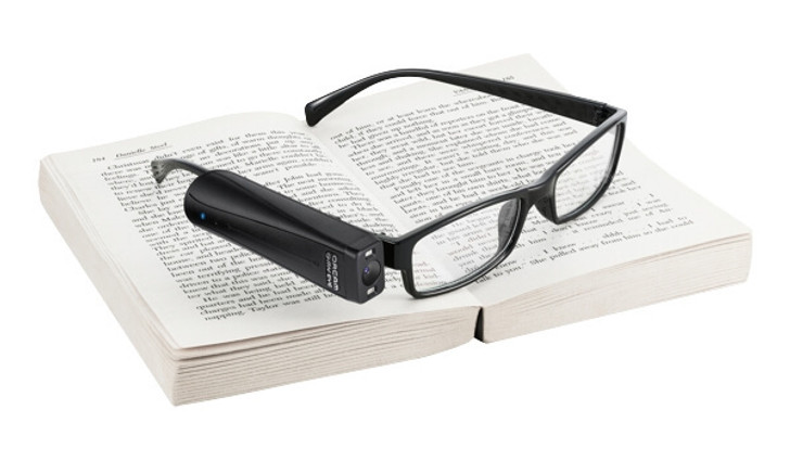 OrCam MyEye Smart, Assistive Technology for the blind and low vision.