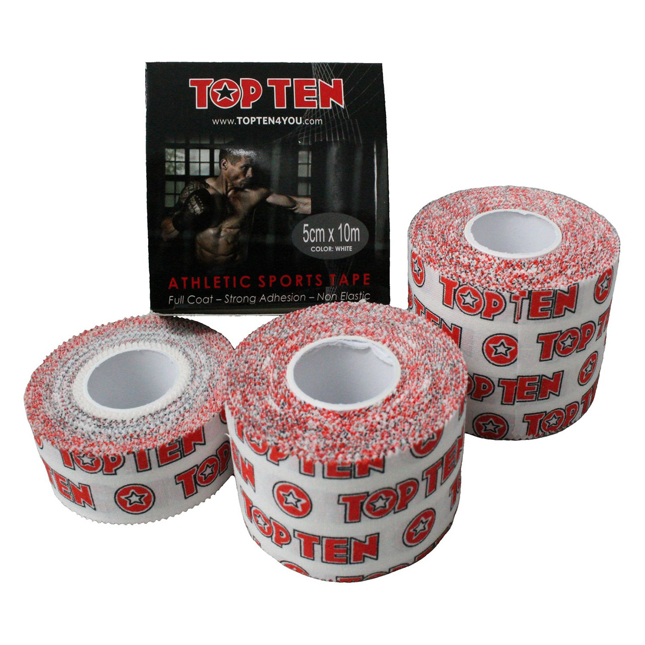8432384331 TOP TEN Sports Tape (2301-1) - Kicksport