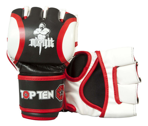 "TOP TEN Grappling Gloves ""Mixfight"" (2329-9)"