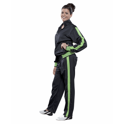 """Fitness Suit TOP TEN """"NEON"""" Green Child/Youth"""