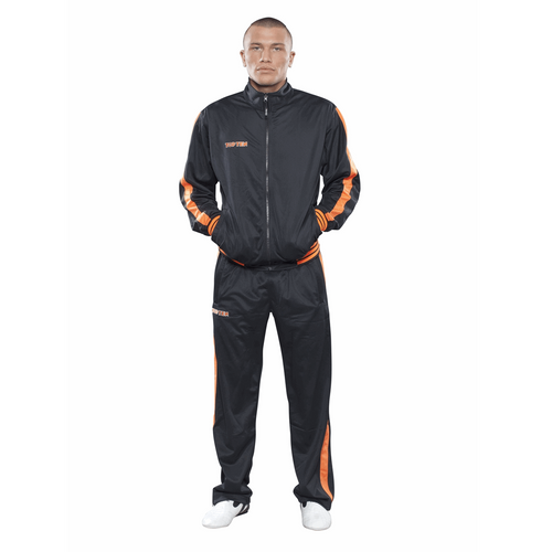 "TOP TEN Fitness Suit ""NEON"" Orange Child/Youth"