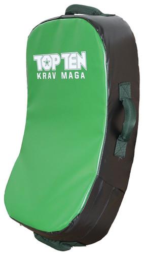 "TOP TEN Curved Kick Shield ""Krav Maga"" (13651-5005)"