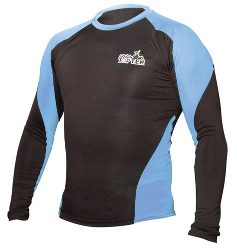 TOP TEN MMA Rash Guard (1412-6)