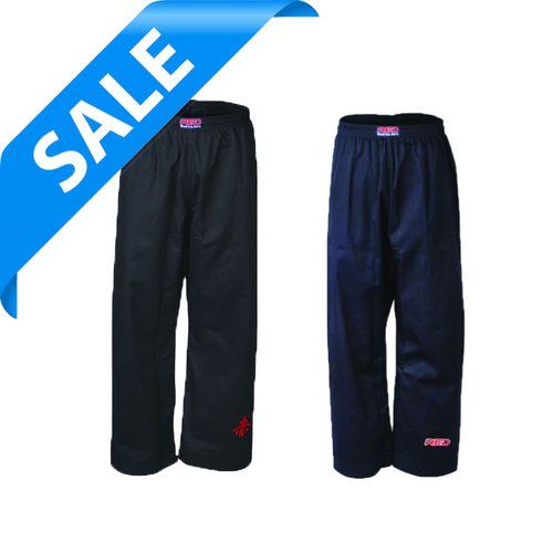 Kicksport Contact Pants BLACK - Children 100cm - 150cm (KSCPBC-09)
