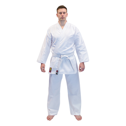 "Kicksport Student KARATE Uniform ""KOHAI"" - 7oz Poly/Cotton - CHILDREN 150cm (KSSKUC7)"