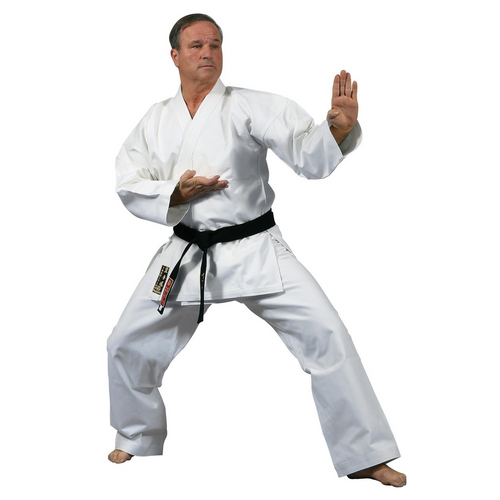 "HAYASHI Karate Uniform ""Traditional"" 12oz - WKF Appr. - Adult 200cm (046-1)"