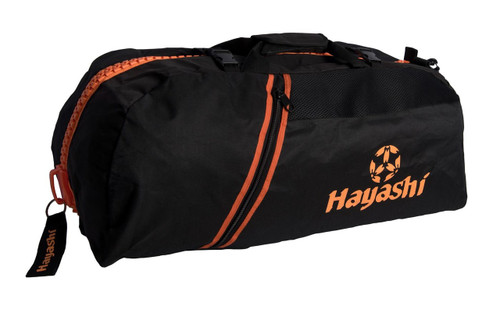 Hayashi Sports Backpack Combo BLACK/ORANGE Large (804-9305)