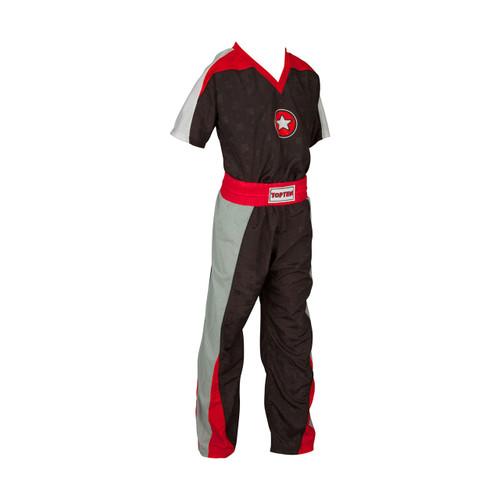 """TOP TEN Kickboxing Uniform """"STAR"""" Adult (16801)"""