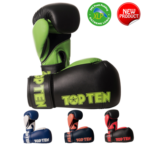 XLP 10oz and 12oz Boxing Gloves