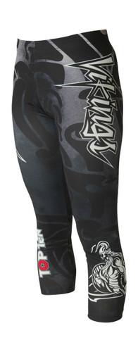 """TOP TEN MMA Capri Compression Pants """"Vikings"""" (18803-9)"""