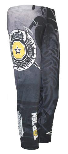 "MMA Capri Compression Pants ""Vikings"""