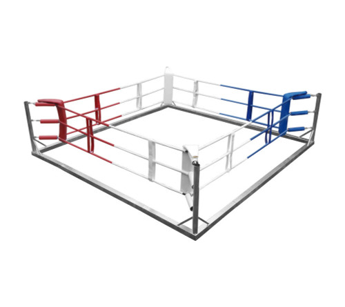 Free Standing Boxing Ring
