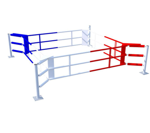 Floor Boxing Ring Fighter with 3 Ropes (BRF-NF)