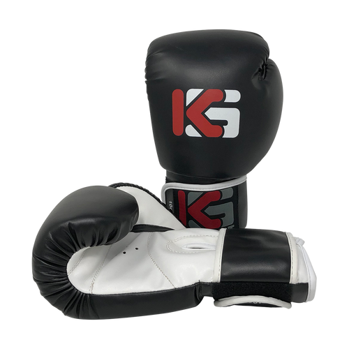 KICKSPORT e-Sport Training Boxing Glove Black 10oz