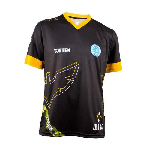 """TOP TEN """"WAKO EAGLE"""" T-Shirt"""