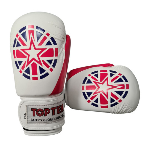 Ltd Edition 10oz Gloves by TOP TEN from the official KICKSPORT Competition