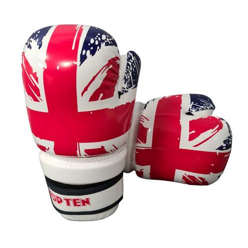 Top Ten LTD Edition Pointfighter Gloves Union Jack
