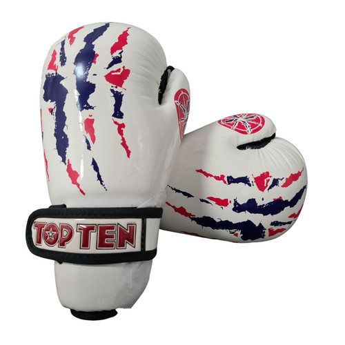 Top Ten LTD Edition Pointfighter Gloves Ripped Claw