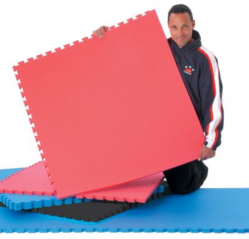 Multi Purpose Jigsaw Mats - Red