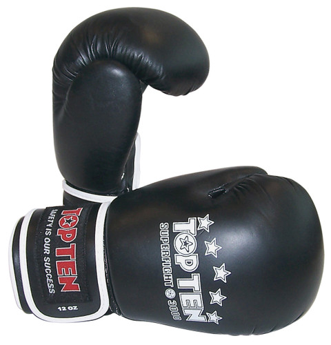 TOP TEN Superfight 3000 Boxing Gloves 14oz
