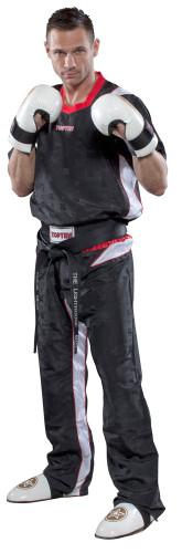 """PQ Mesh Uniform """"Neon Ltd"""" Black/White (1682-91A)"""