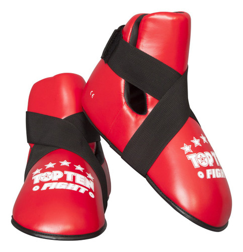 TOP TEN Fight Kicks Red 3068-4 (3068-4)