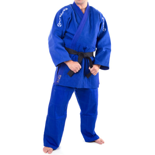 Judogi HAYASHI OSAKA Blue 160cm