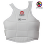 HAYASHI WKF Approved Chest Guard  (358-1)