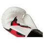 "TOP TEN Boxing Gloves ""Vikings"" White/Red (2368-14)"